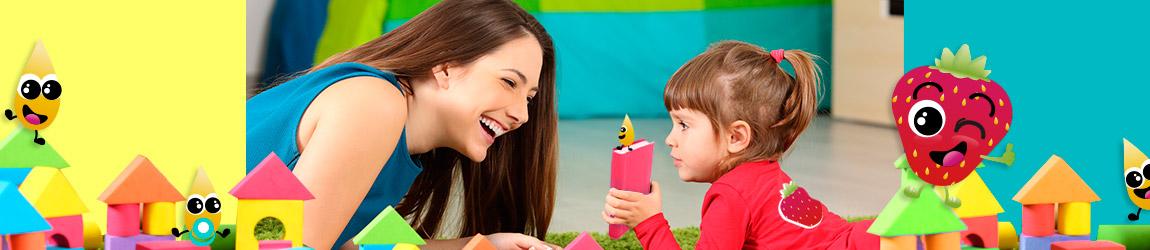 Les Services de Graines de fraise pour vos enfants