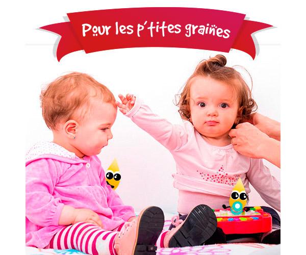 Vous souhaitez faire garder votre bébé à domicile pour plus de simplicité et un confort pour votre enfant, pensez à Graines de fraise, nos nounous sont diplômées et expérimentées.