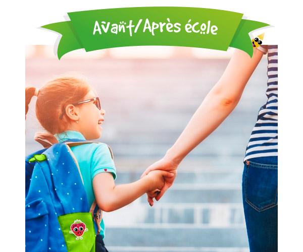 Vous souhaitez faire garder vos enfants avant ou après l'école ? Notre équipe est là pour vous accompagner dans votre quotidien.