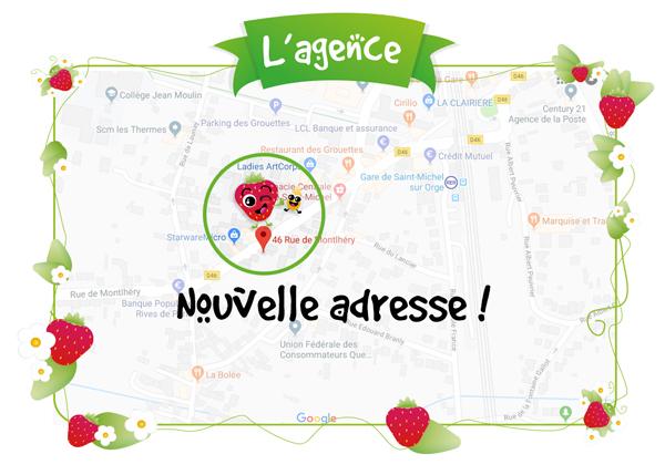 Retrouvez notre agence de garde d'enfants à domicile à Saint-Michel-sur-orge