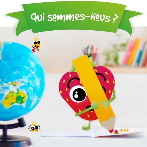 Graines de fraise est une société de garde d'enfants en Essonne